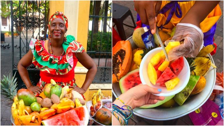 Cartagena food scene © Nikki Vargas