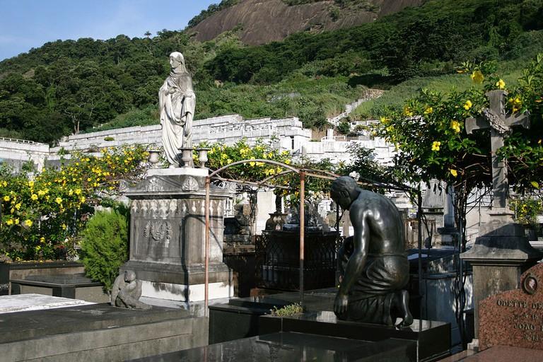 Cemitério São João Batista | © Halley Pacheco de Oliveira/WikiCommons
