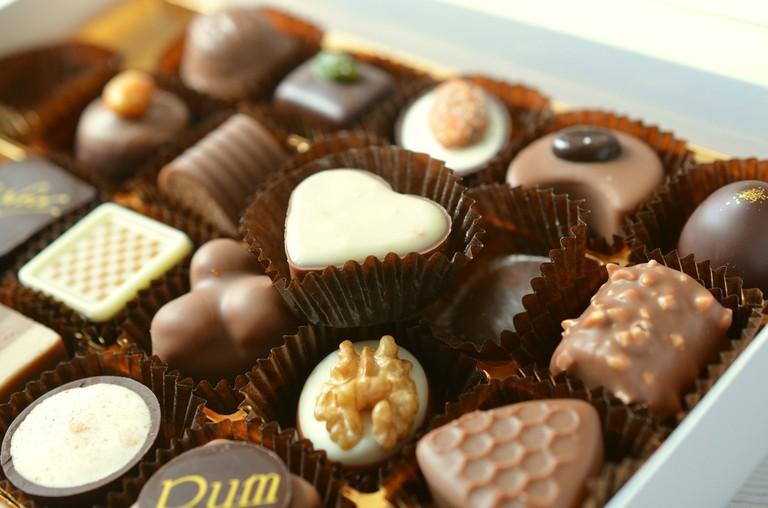 Chocolate pralines | Pixabay/public domain