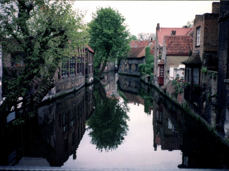 Circa 1992-1994: Bruges | © Philms/Flickr