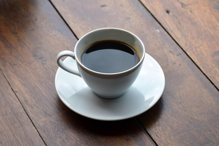 Black coffee |pixabay