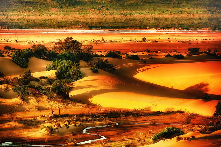 Sand dunes |© Marcelo85photo/WikiCommons