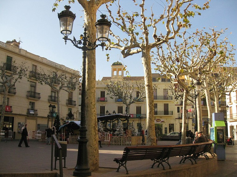 El Vendrell | ©Enfo / Wikimedia Commons