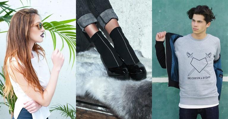 Fashion visuals from carnetdemode.com │ Courtesy of Carnet de Mode