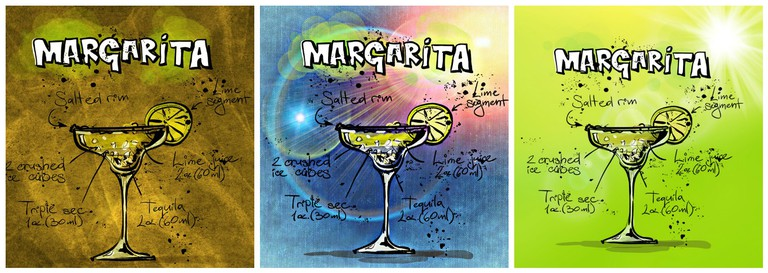 Margarita recipe | © Pixabay