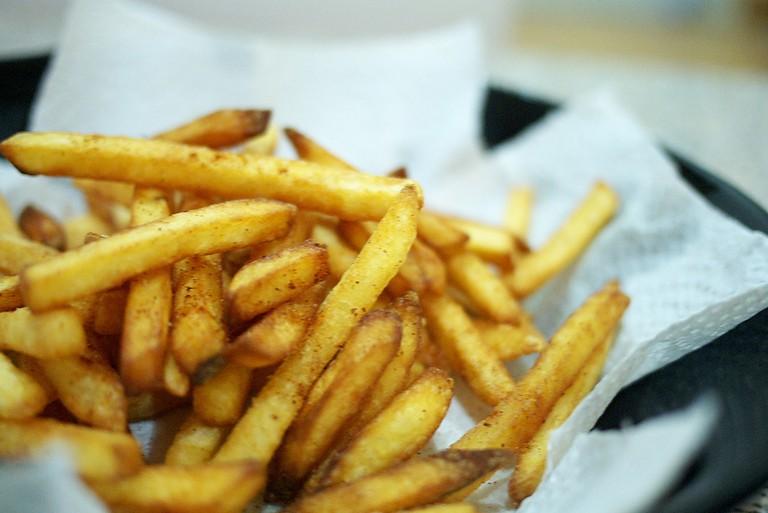 French fries | © pittaya/Flickr