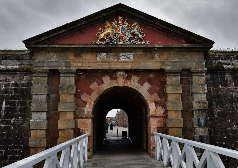 Fort George and The Highlanders Museum | © Michael Garlick/Geograph