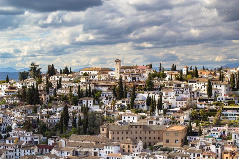 Granada, Spain | ©Julián Rejas De Castro / Flikr