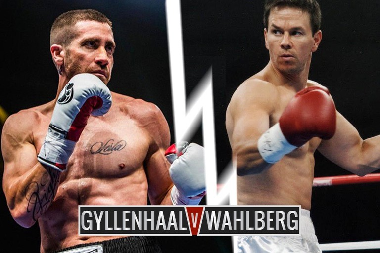 Jake Gyllenhaal in 'Southpaw' vs. Mark Wahlberg in 'The Fighter'