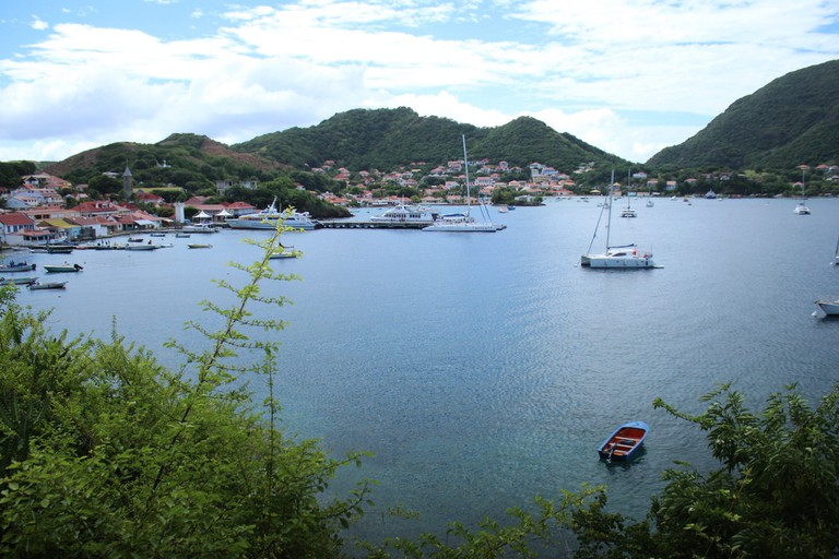 Harbor on Basse-Terre, Guadeloupe │© Léo Parpais