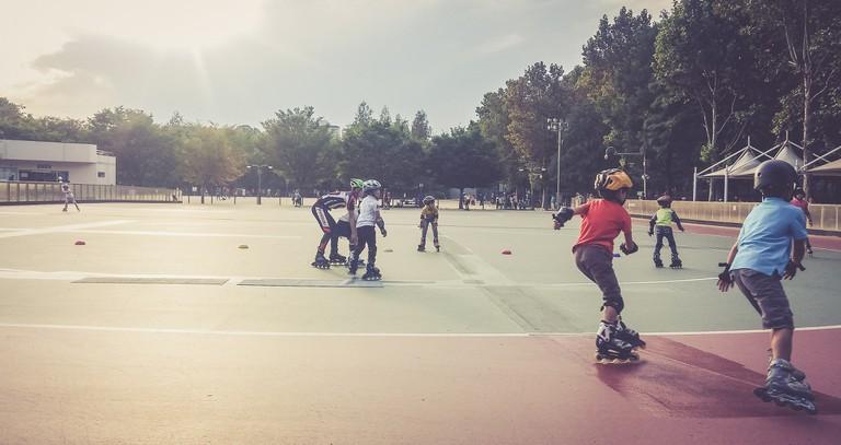 Inline skating | © kyu/Flickr