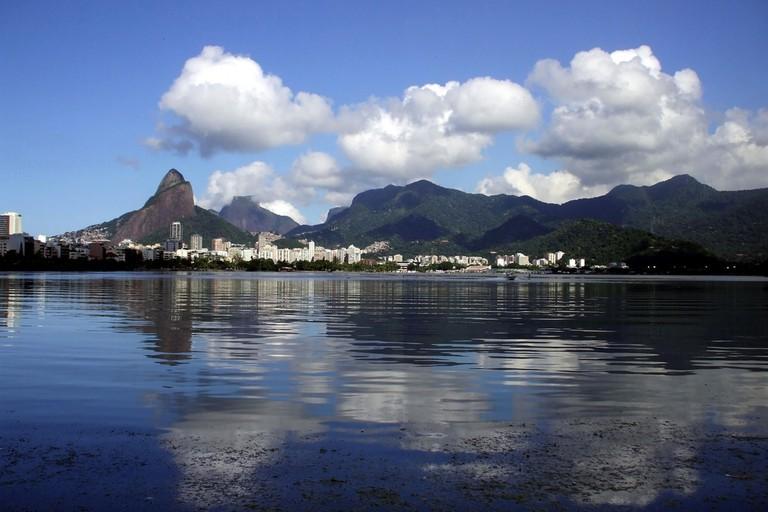 Lagoa in Rio |public domain