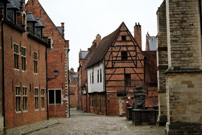 Leuven's grand beguinage | © Jean & Nathalie/Flickr