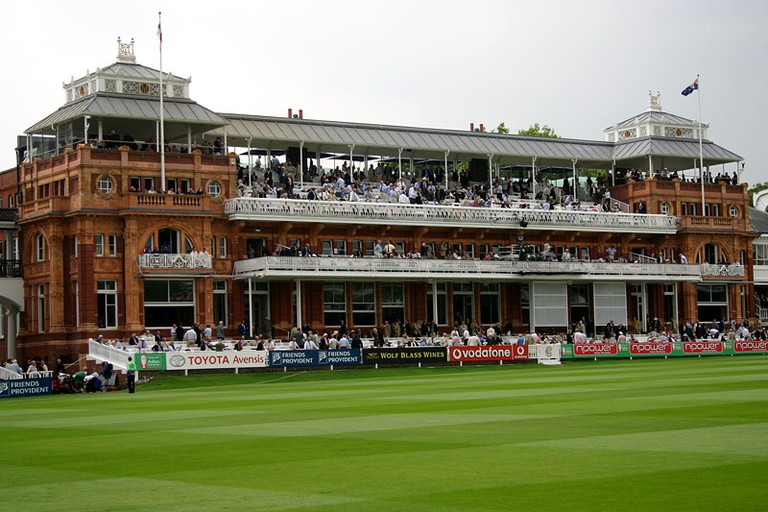 The Pavillion at Lord's Cricket Ground | © commons.wikimedia.org