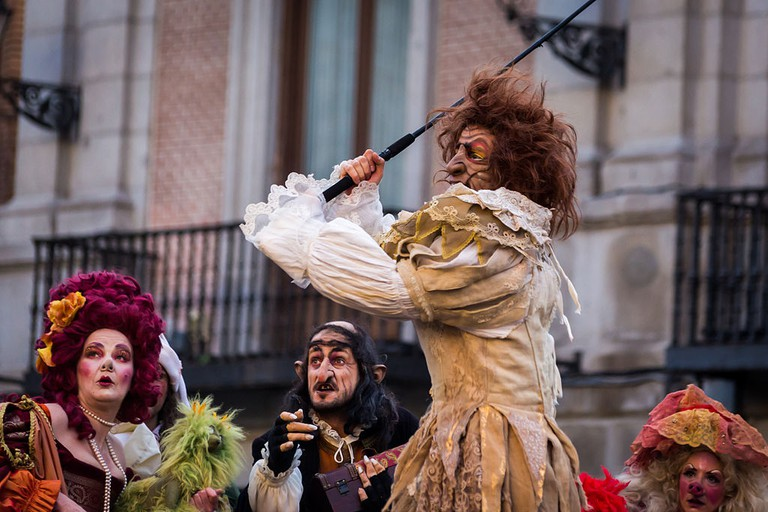 Madrid Carnaval | ©Barcex / Wikimedia Commons
