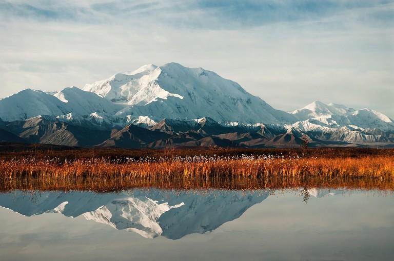 Mount McKinley   Public Domain/Pixabay