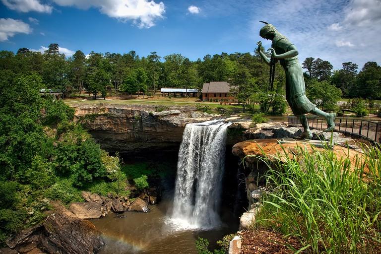 Noccaulula Falls | Public Domain/Pixabay