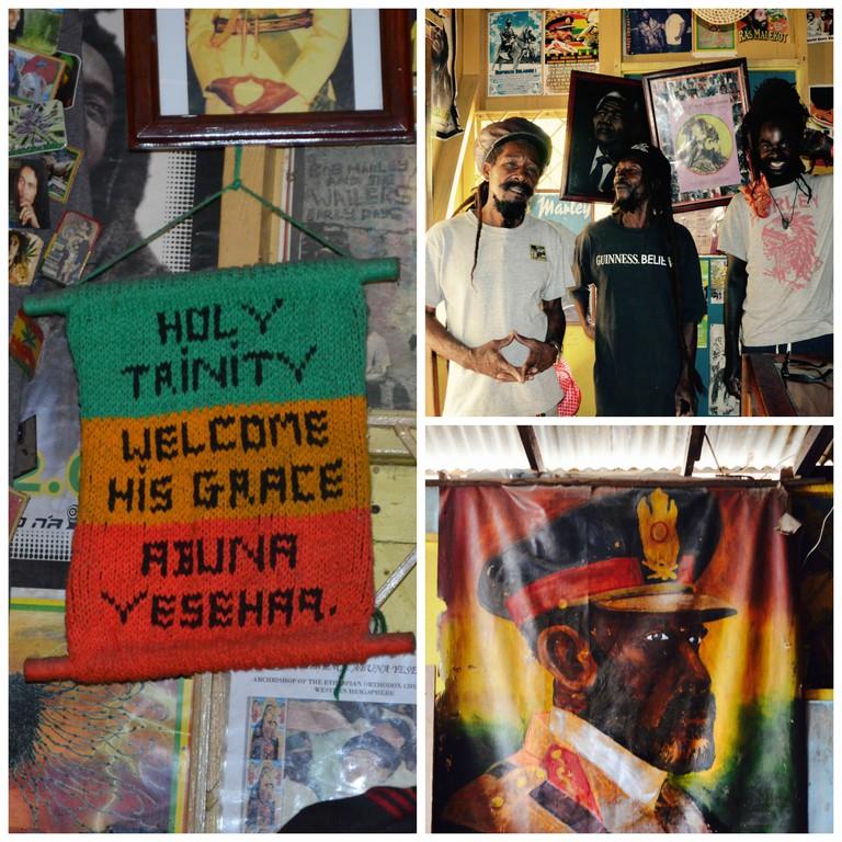 Rastafarianism, Jamaica | © Caribbean Cables