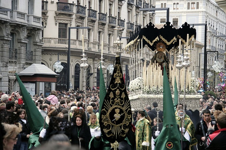 Semana Santa, Granada, Spain | ©Erik Albers / Wikimedia Commons