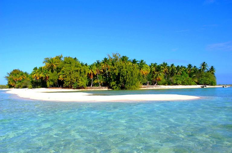 Rangiroa Atoll, French Polynesia │© dany13