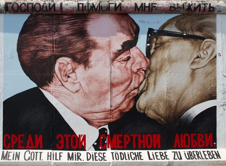 The Berlin Wall / Pixabay