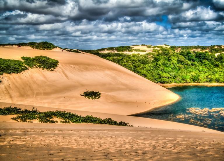 Dunas de Genipabu, Rio Grande do Norte