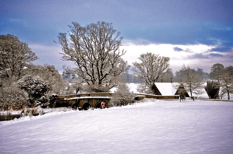 Carton House | © Brian Cribbin/Flickr