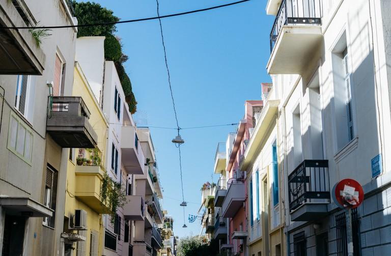 Koukaki-Athens-Greece