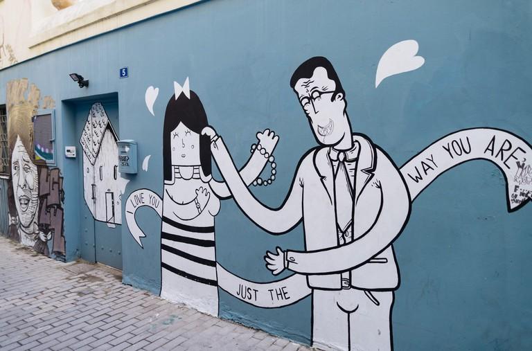 Psirri-Athens-Greece