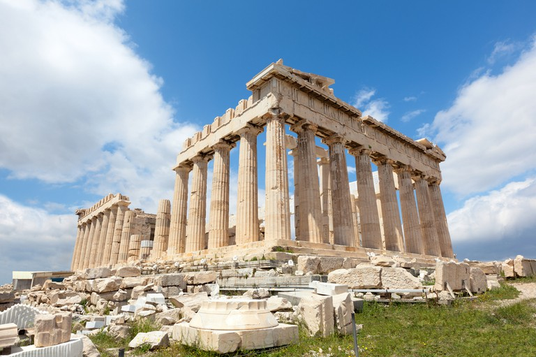 Parthenon | © Rich Lynch/Shutterstock