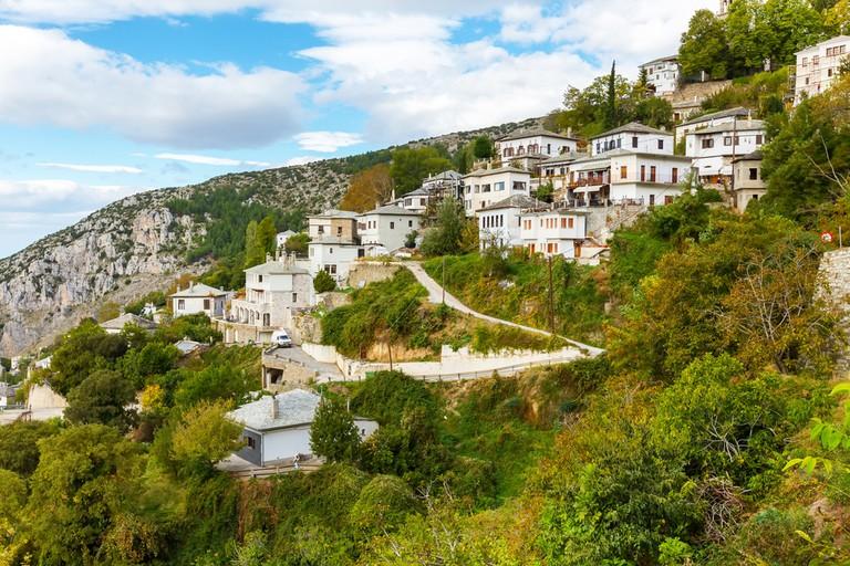 Makrinitsa Village, Pelion