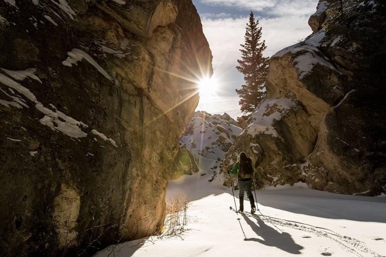 Cross country skiing | Public Domain/Pixabay