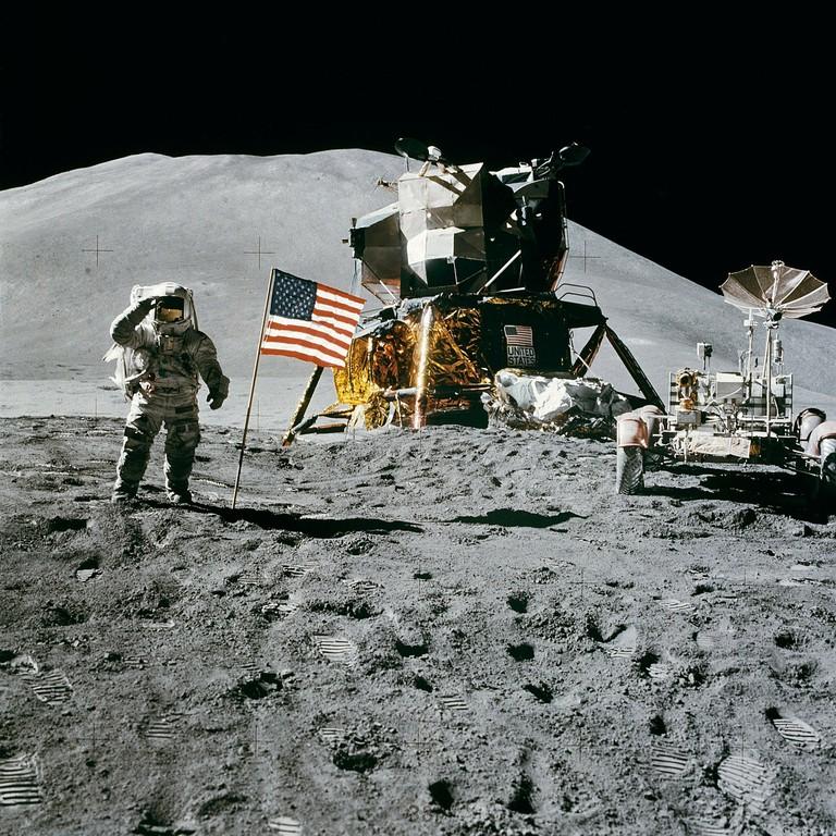 Moon landing / Pixabay