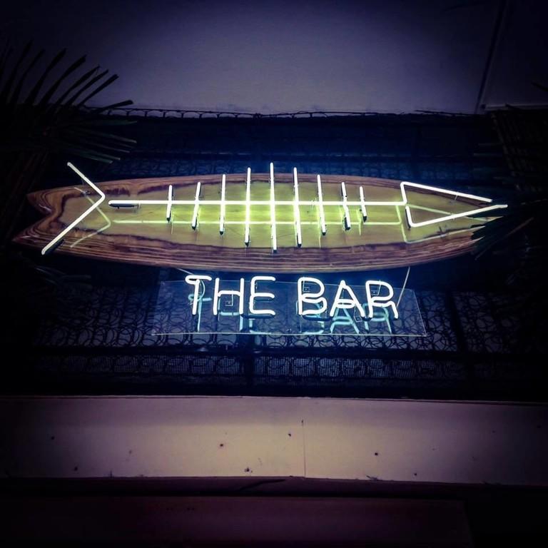 The Bar, Arpoador |© The Bar