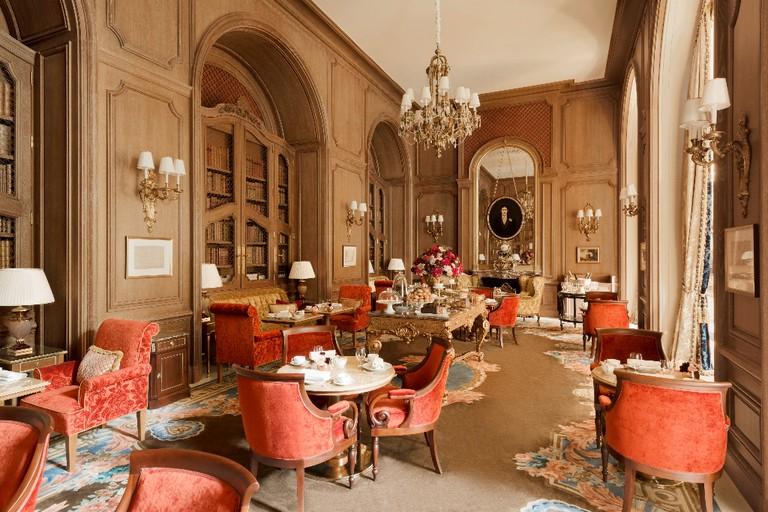 The Salon Proust at the Ritz Paris │© Vincent Leroux, Courtesy of the Ritz Paris