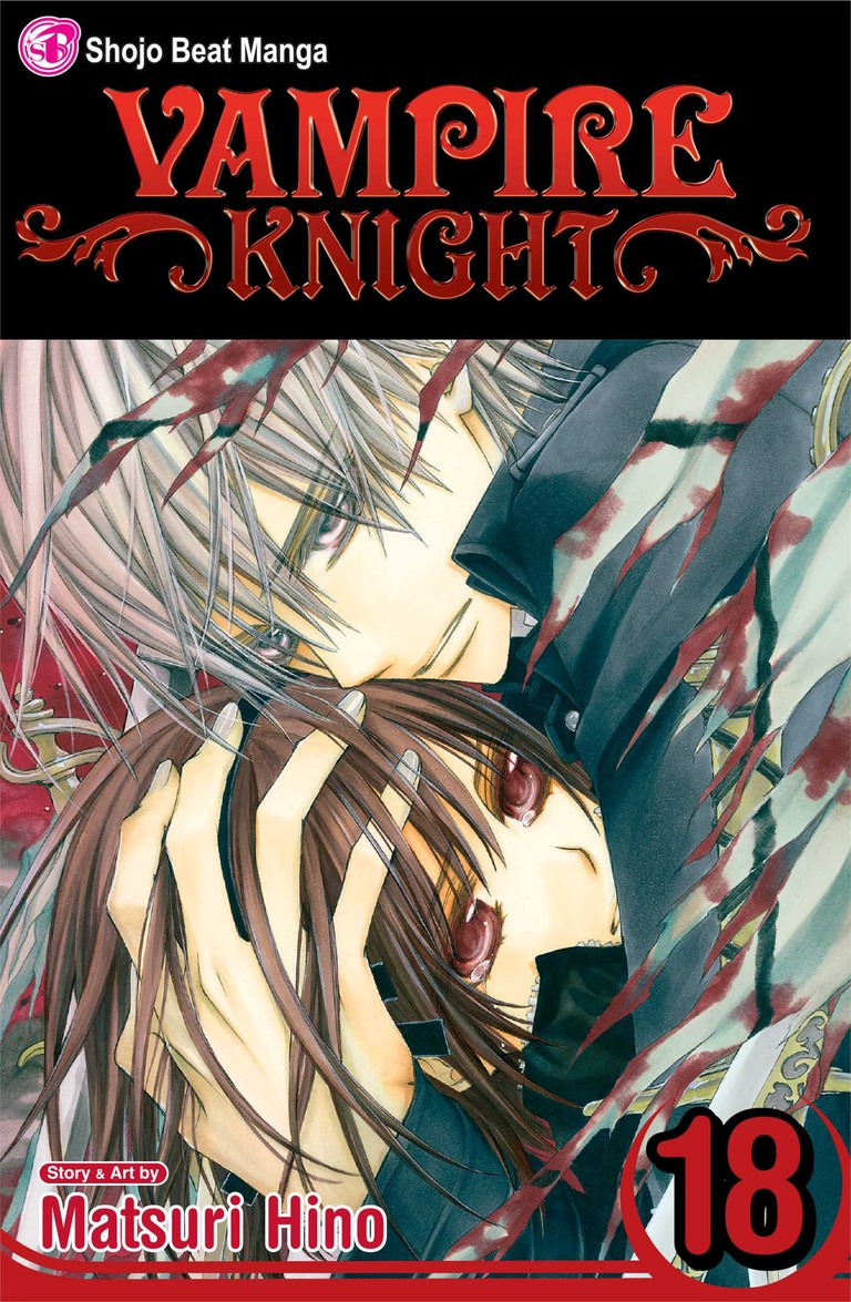 Vampire Knight by Matsuri Hino | © Hakusensha (English publisher: Shojo Beat, division of Viz Media)