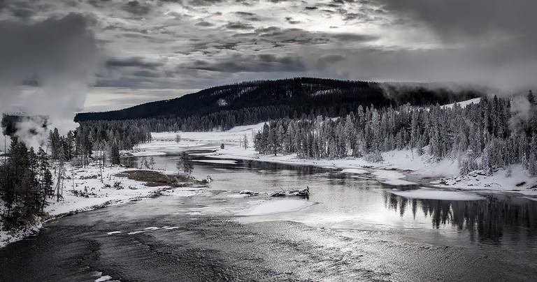 Yellowstone River | Public Domain/Pixabay