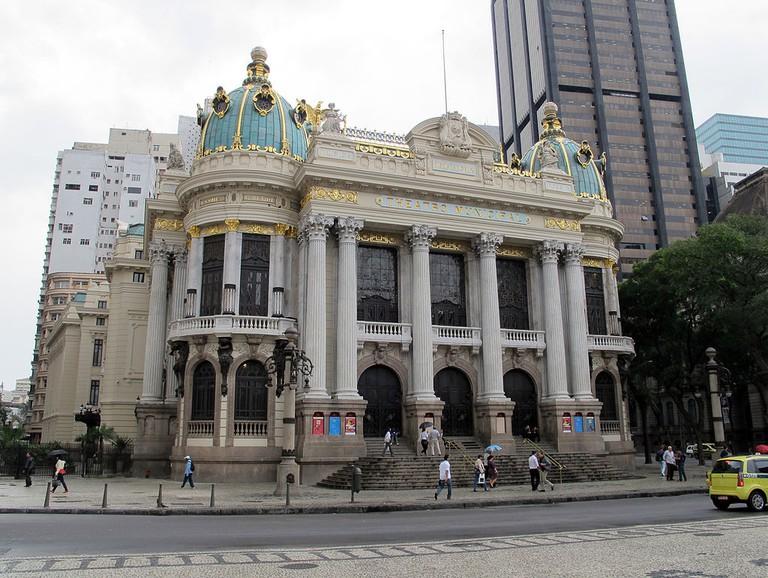 Municipal Theater  © Haakon S. Krohn/WikiCommons
