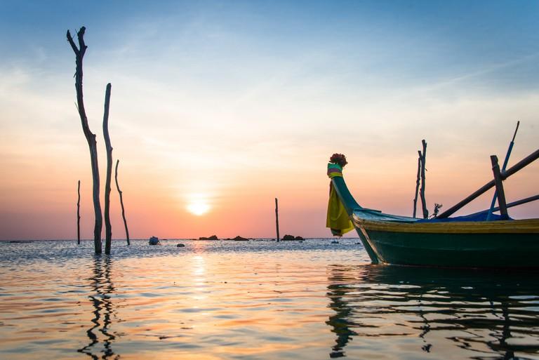 Sunset – Ko Lanta / Thailand