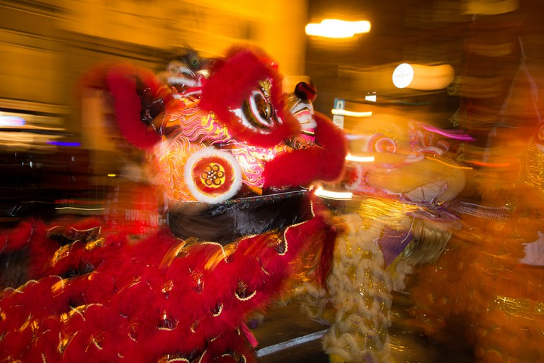 Chinese New Year | © Matt Biddulph/Flickr