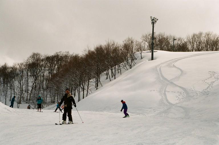 Skiing in Naeba   © bryan.../Flickr