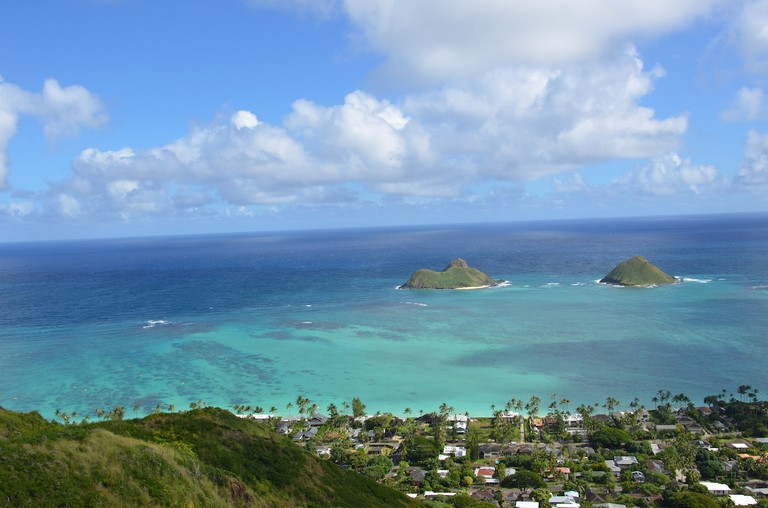 Lanikai Pillboxes | © Rob Bertholf/Flickr