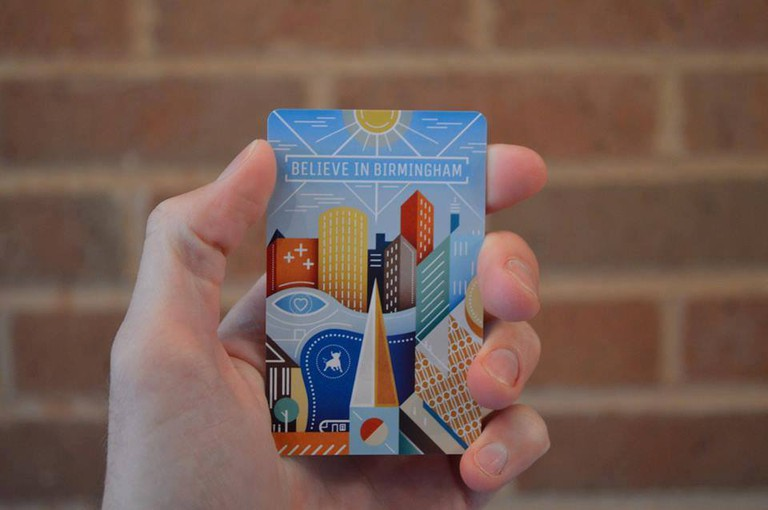 This card will get you everywhere | © Joe Schuppler/Independent Birmingham