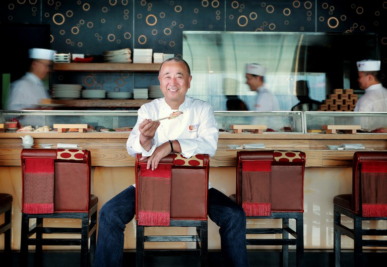 Nobu Matsuhisa | © InterContinental Hong Kong/Flickr