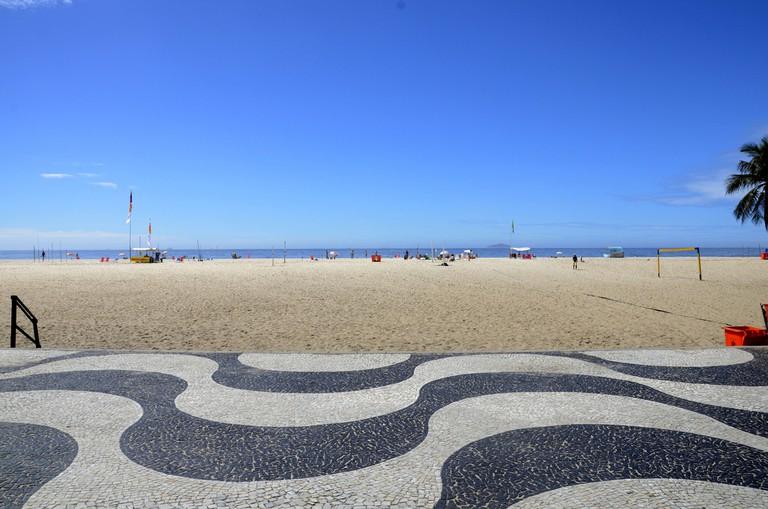 Copacabana beach |© Alexandre Macieira | Riotur/Flickr