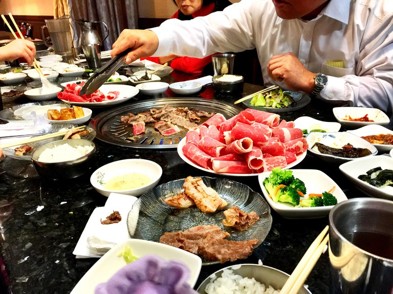 There's no experience quite like dining in Korea