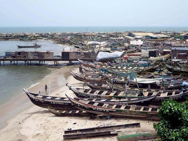 Bukom, Accra