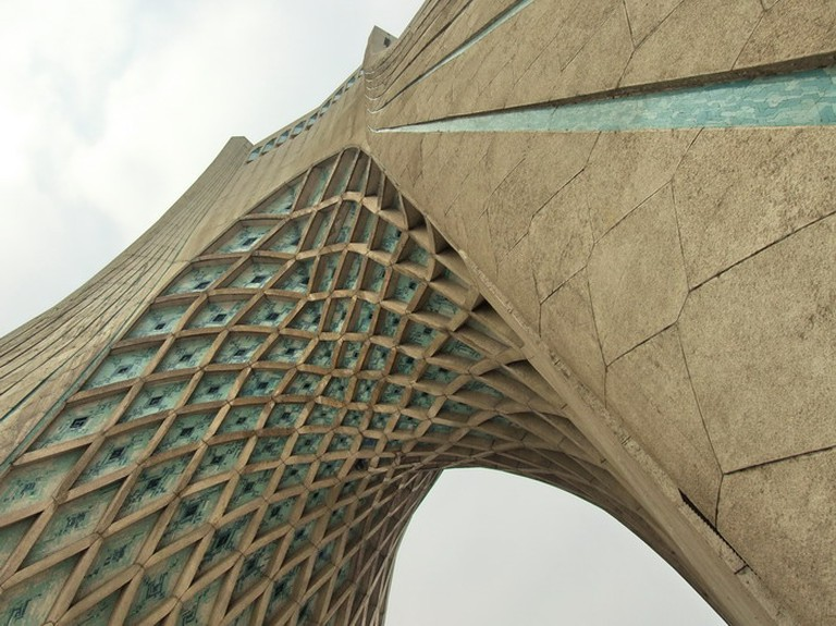 Geometric detail | © Mahyar Kakaee / Flickr