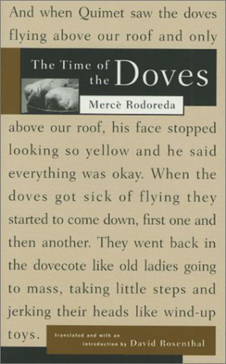 The Time of the Doves | © Graywolf Press