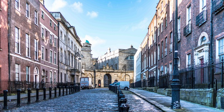 Henrietta Street, North Dublin   © William Murphy/Flickr